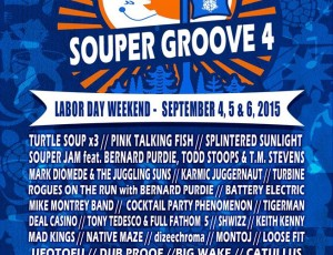 We Have Discounted Souper Groove 4 Tickets!