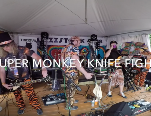 Super Monkey Knife Fight w/Vinny of Alpha Male Gorillas