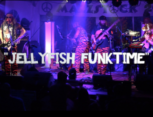 """Jellyfish Funktime"" Featuring FREEKBASS"
